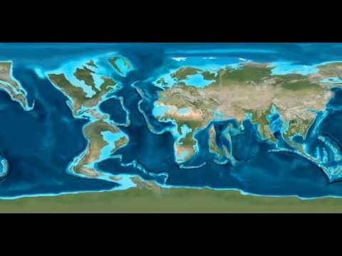 Earth 250 million years from now