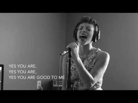 God You're So Good(original live)- Ashlee Feliciano