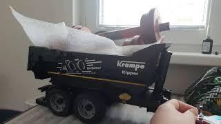 🏴RC Conversion Krampe Kipper, Max Lift 11,6kg🔝#umbau #rcconversion #kipper #krampe