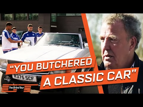 The Grand Tour: The Excellent Meets Chelsea FC