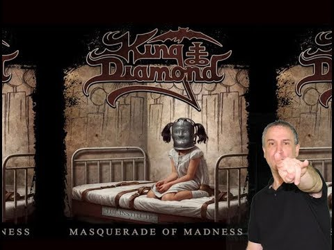 King Diamond 'Masquerade Of Madness' Song Review Reaction- What Do You Think?
