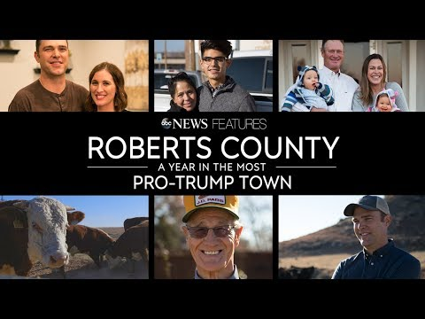 Roberts County: A Year in the Most Pro-Trump Town
