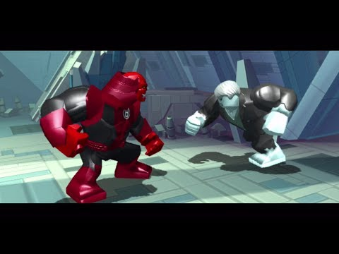 Lego Batman 3: Beyond Gotham (PS Vita/3DS/Mobile) Atrocitus Attack