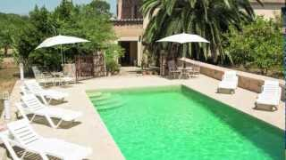 Central Mallorca Vacation Rental. Picturesque remodeled country house. Free WiFi