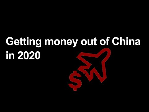 Getting Money Out of China