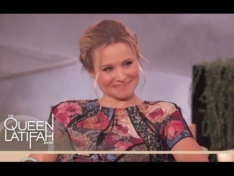 Kristen Bell About No Kid Hungry | The Queen Latifah Show
