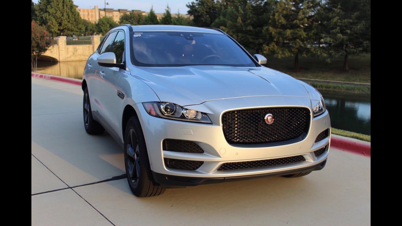 2018 Jaguar F Pace 35t Review