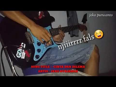 cinta-dan-dilema-ikke-nurjanah-(-cover-gitar-melodi-)