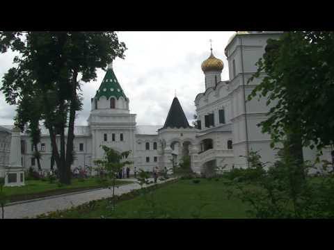 Kostroma Ipatiev Monastery