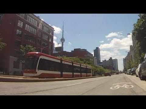 Spadina - Toronto Cycling Tour