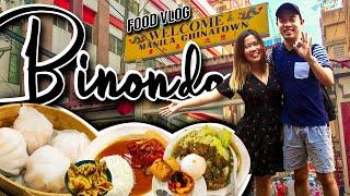 Binondo Food Trip (Manila Chinatown) - Filipino Chinese Foods of the Philippines