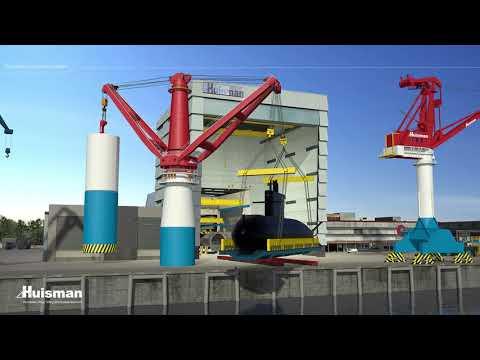 Huisman Submarine Facility