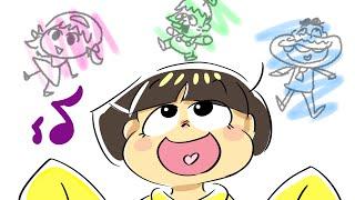 Jyushimatsu's Glass Song (Animatic)