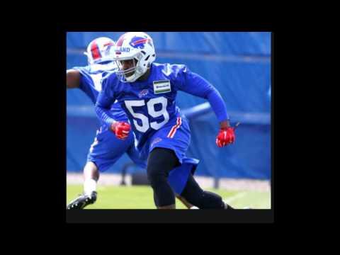 Buffalo Bills LB Reggie Ragland Torn ACL will miss entire season