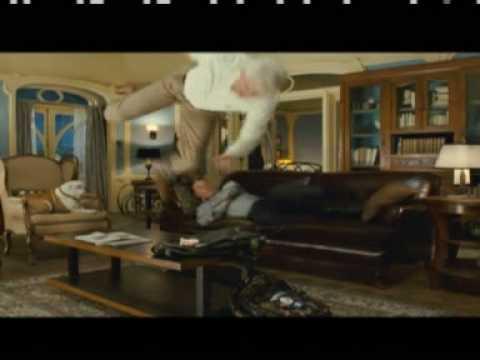 Steve Martin as a clumsy policeman