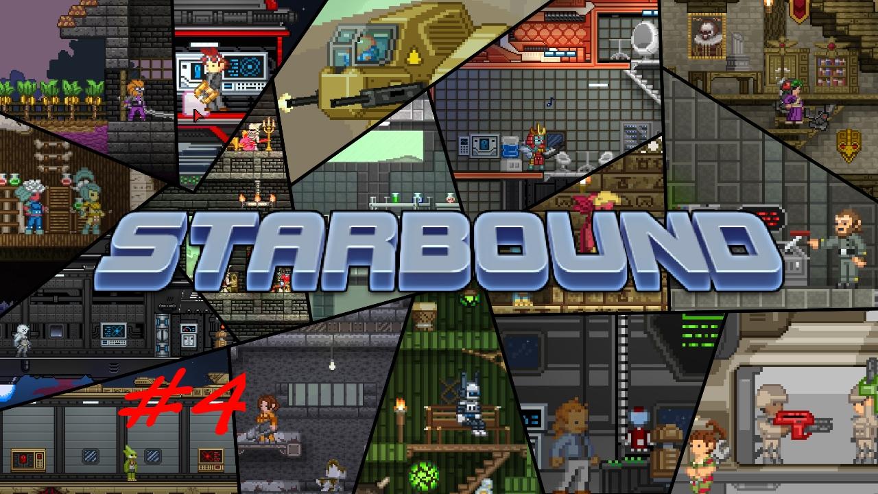 Starbound Spiel