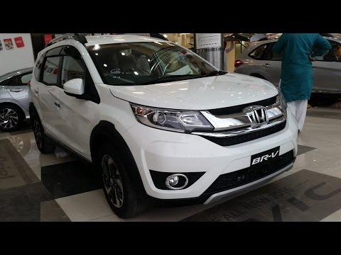 All New Honda BRV i-VTEC S 2017 | Short Review | Pakistan