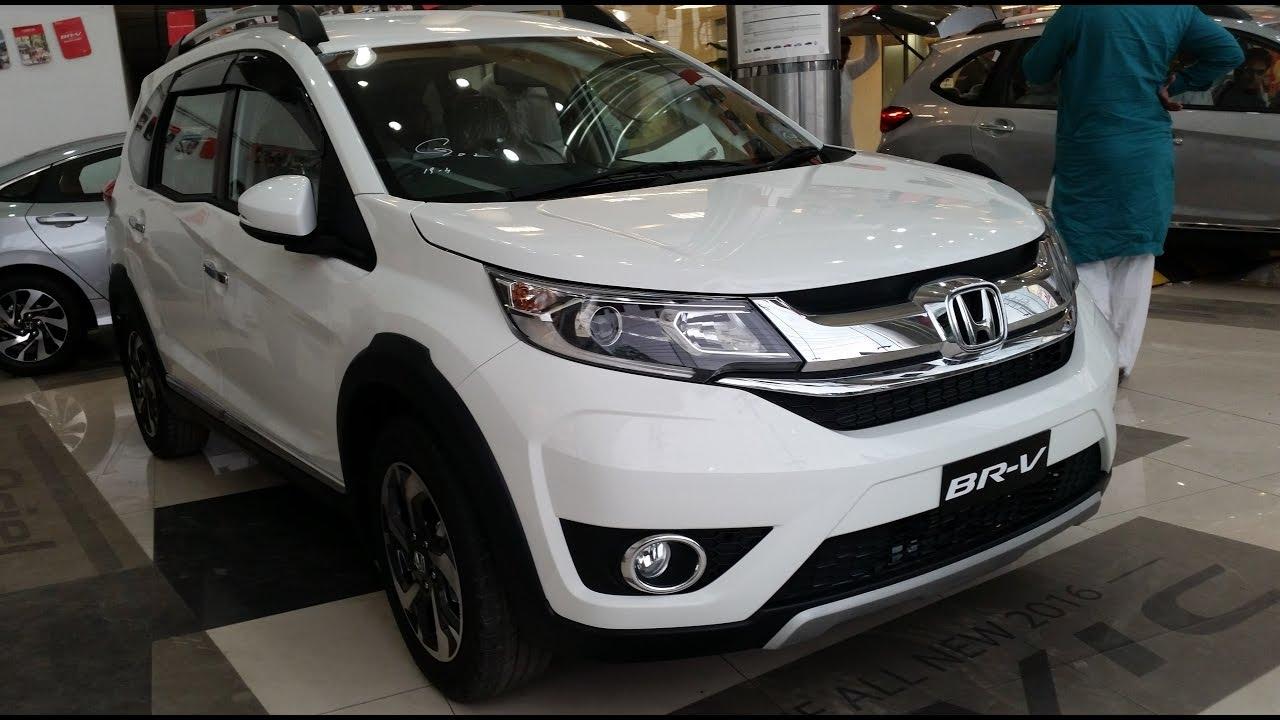 All New Honda BRV I-VTEC S 2017