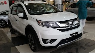 Download Video All New Honda BRV i-VTEC S 2017 | Short Review | Pakistan MP3 3GP MP4