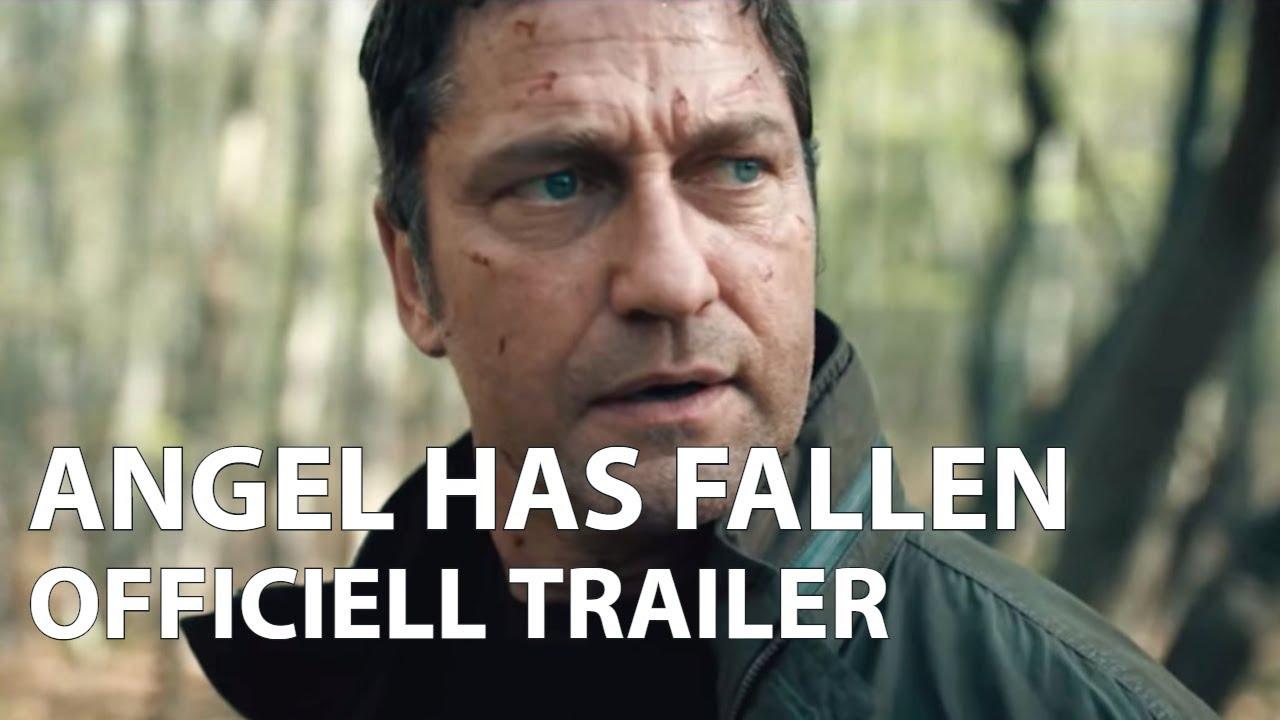 Angel Has Fallen | Officiell trailer | Biopremiär 23 augusti 2019