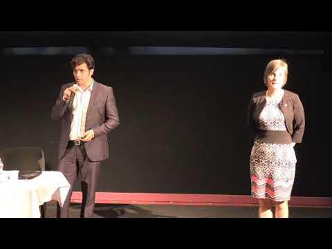 Dr. Rajesh Savera ajurvédikus orvos előadása
