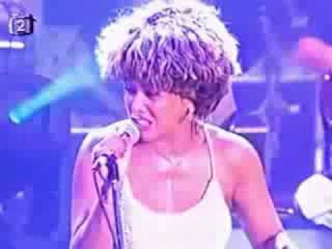 TINA TURNER Live In Concert (What's Love? Tour 1993)