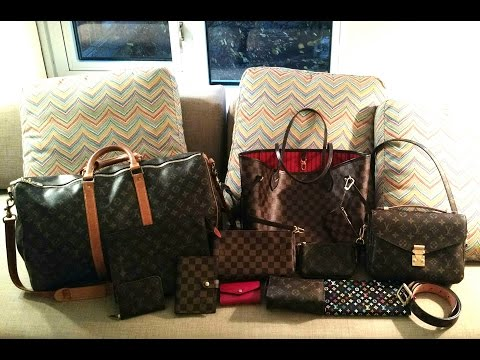 Louis Vuitton Collection 2015 - Lots of Preloved Items (& Where I get great deals!)