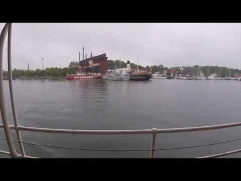 Stockholm Archipelago Boat Trip