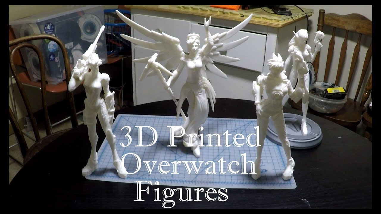 overwatch 3d printable models