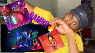 Chris Brown - Wobble Up  ft. Nicki Minaj, G Eazy (REACTION)