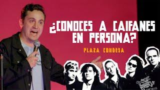COMIDAS CON CAIFANES Y EL CHEF HERRERA   RICARDO O'FARRILL EN EL PLAZA CONDESA