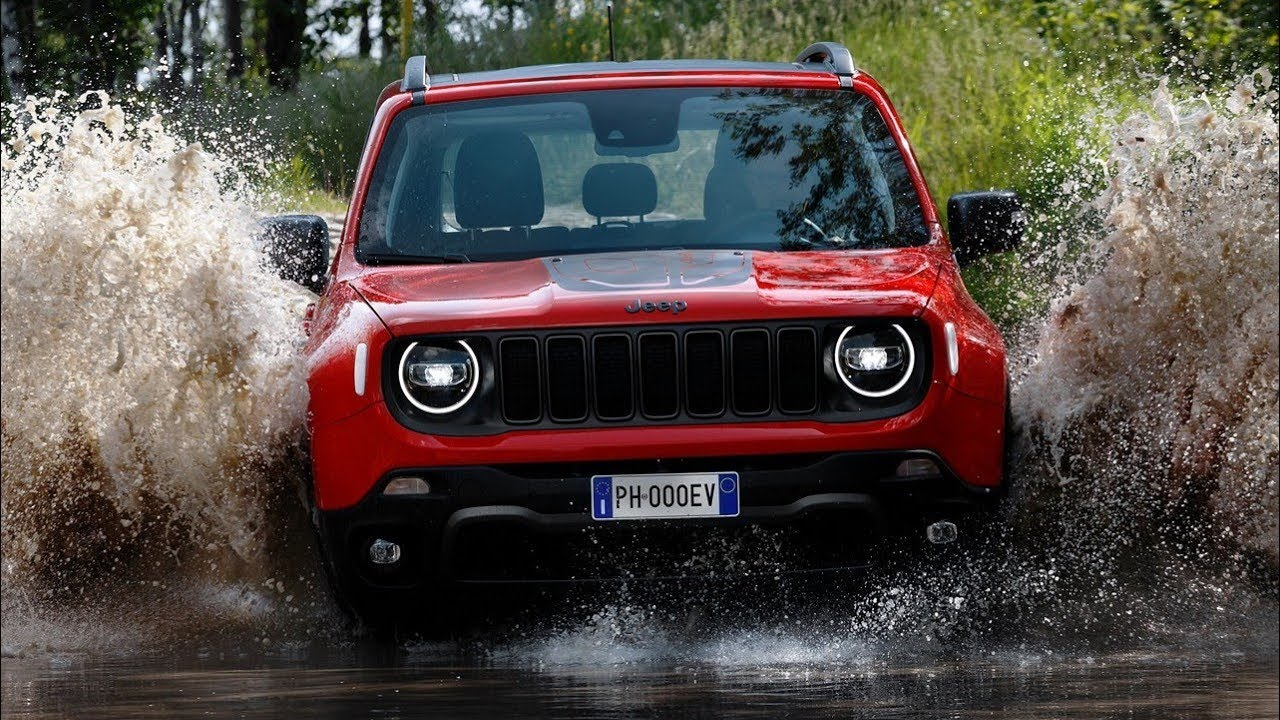 2020 Jeep Renegade Plug In Hybrid Electric Phev Youtube