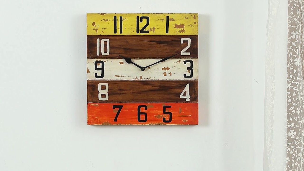 Decorative Wall Clocks Online India  230989ad3ce9