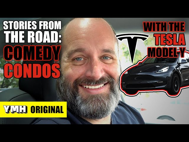Comedy Condos & Tesla Model Y Car Review | Stories From The Road