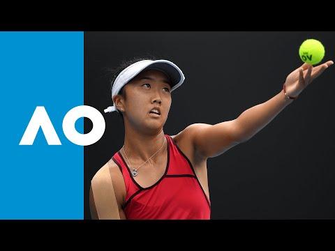 Ann Li Vs Lizette Cabrera | Australian Open 2020 R1