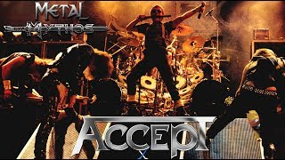 Metal Mythos: ACCEPT (Updated)