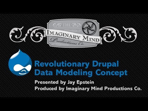 Revolutionary DRUPAL Data Modeling Concept!! (This will chan