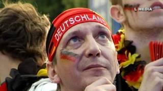 Fanmeile Berlin 2012 - Deutschland gegen Niederlande