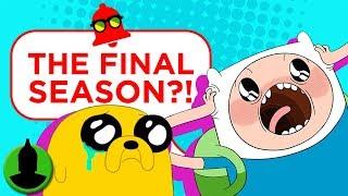 Adventure Times FINAL Season - Notification Squad S3 E6