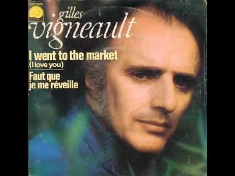 Gilles Vigneault, I Went To The Market.wmv