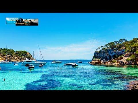 Mallorca  Cala Portals Vells (4K Resolution)