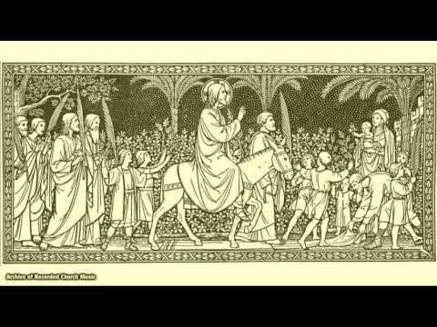 Palm Sunday Choral Eucharist: Ely Cathedral 1962 (Arthur Wills)