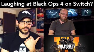 The reason Treyarch is laughing at porting Black Ops 4 to Nintendo Switch | Ro2R