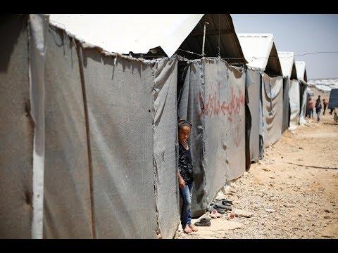هيومن رايتس ووتش تطالب الأردن بتسهيل دخول المساعدات لمخيم الركبان  - 11:21-2017 / 12 / 9