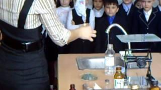 Неделя химии часть 2(Экскурсия учащихся начальных классов в кабинет химии., 2015-02-01T12:27:08.000Z)