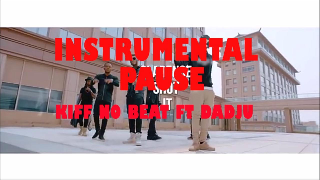 instrumental dadju mafuzzy style
