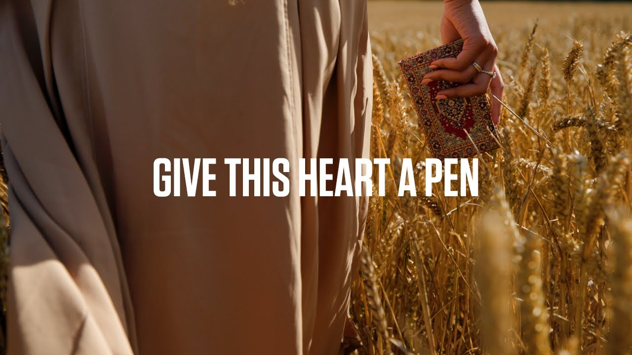 Give This Heart a Pen - A film by Jolade Olusanya