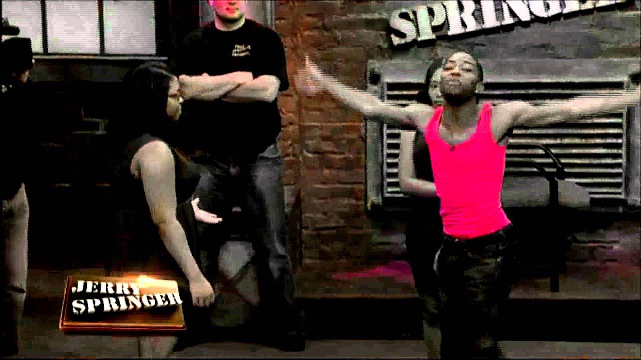 Jerry Springer Singing Midget