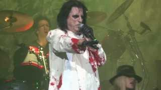 "Alice Cooper ""Feed My Frankenstein"" Live Caesars Windsor July 5 2013 (HD)"