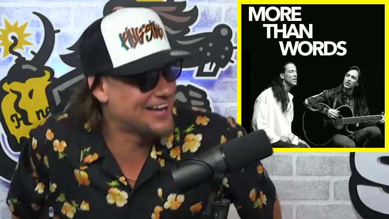 """Theo Von sings """"More Than Words"""" by Extreme"""